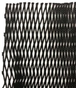 Red nylon sin nudo 210/96 / Nylon net without knot 210/96