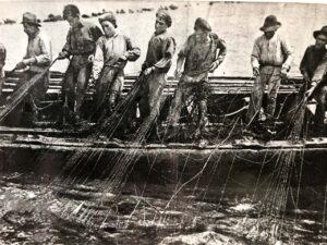 Pesca principio S. XX / Fishing early 20th century