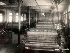 Principios S. XX Telares / Early 20th century looms
