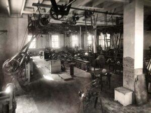 Principios s XX Taller / Early 20th century workshop