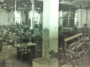 Principios S. XX taller / Early 20th century workshop