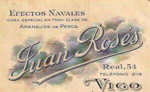 Tarjeta casa Roses / Casa Roses card
