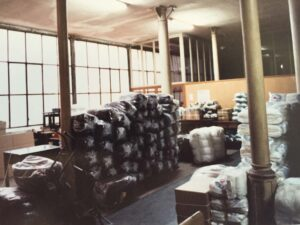 Almacén Barcelona años 80 / Barcelona Warehouse in the 80s