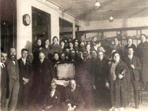 Oficina Barcelona principios s XX / Barcelona office early 20th century
