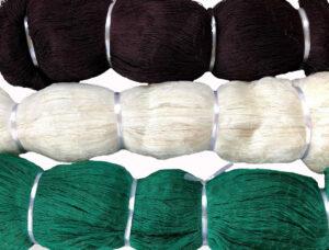 Red con nudo nylon / Net nylon knot