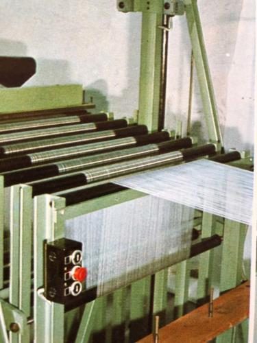 URDIDOR / WEAVER MACHINE