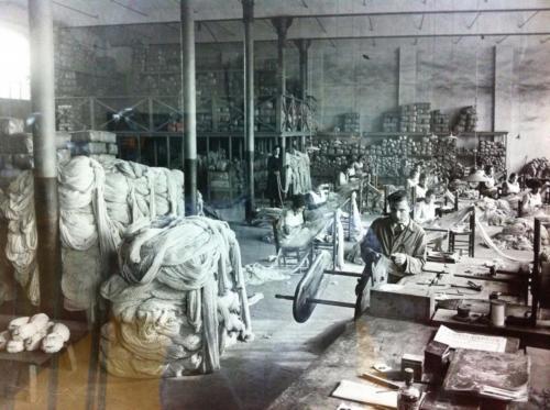 Almacén principios s XX / Warehouse during the early 20th century