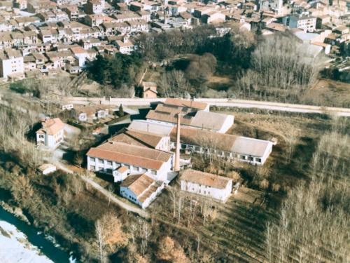 Fábrica Torelló / Torelló factory