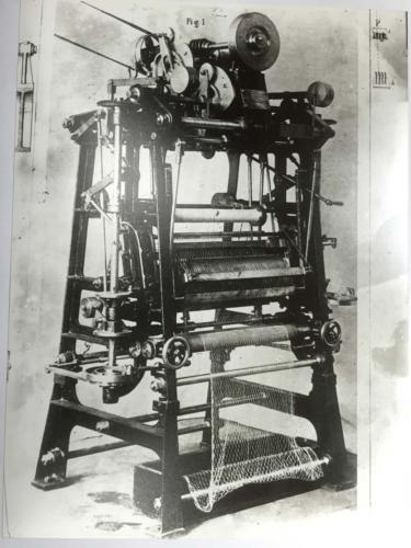 Maquinaria antigua / Old machinery