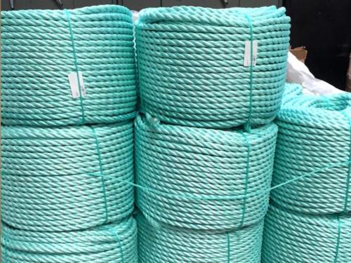 Cuerdas polysteel / Polysteel ropes