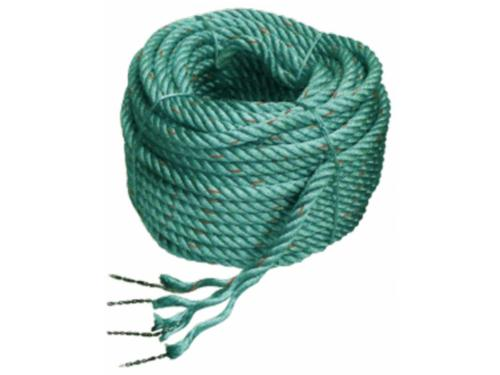 Cuerdas polysteel torcido plomo / Twisted polysteel with lead ropes